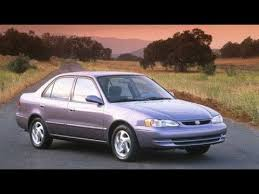 2000 toyota corolla reviews 1998 toyota corolla start up and review 1 8 l 4 cylinder
