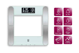 Weight Watchers Bathroom Scale Body Analysis Smart Scale
