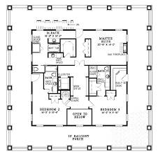 southern plantation house plans farson southern plantation home plan 089d 0013 house plans and