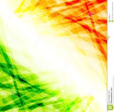 indian independence day background 15 august stock vector image