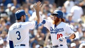 two home turner hits two home runs as dodgers top padres article tsn