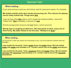 Decorations Synonym Smart Exchange Usa Synonyms And Antonyms Notebook