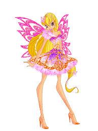 Winx Club Stella Lovix Wings
