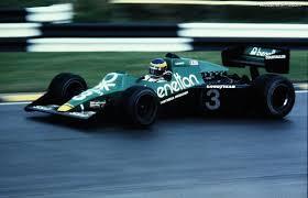 michele alboreto tyrrell 012 1983 british gp f1 1980s