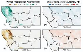 Future Temperature And Precipitation Change In Colorado Noaa Climate Change Mca
