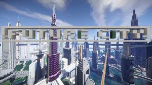 City Maps For Minecraft Pe Future City 3 4 Minecraft Pinterest Future City And