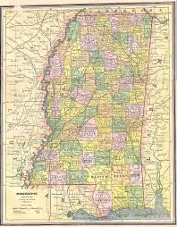Jackson Ms Map Mississippi County Map
