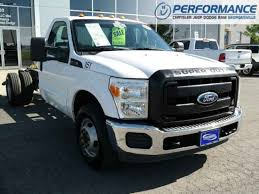 used ford work trucks for sale used ford work truck near dayton performance commercial trucks