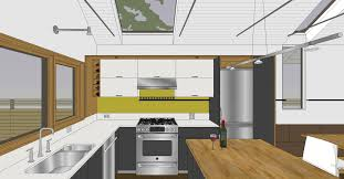 stunning sketchup kitchen design h84 for home decoration idea with
