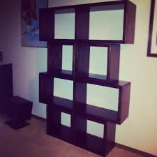 decoration ideas excellent simple bookshelf design with walnut