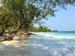 Beach Of Glass Cambodian Islands Relax On Koh Rong Koh Rong Samloem Koh Ta Kiev