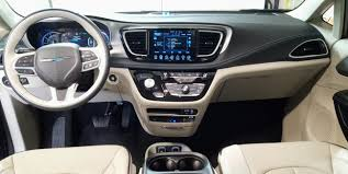 chrysler car interior chrysler pacifica plug in hybrid review cleantechnica exclusive