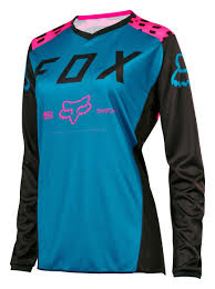 fox racing switch women u0027s jersey revzilla