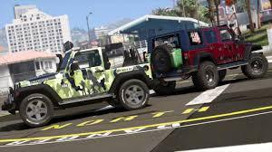 army jeep army jeep gta5 mods com