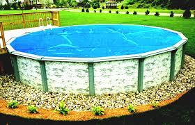 outdoor above ground pools that look like in ground landscaping