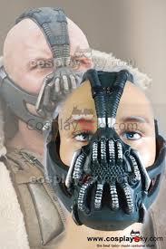 batman costume halloween bane mask replica for batman the dark knight rises costume prop