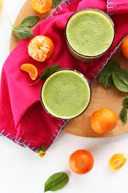 clementine cuisine clementine green smoothie minimalist baker recipes