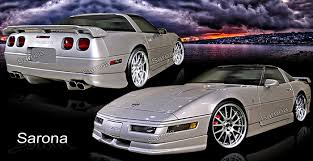 c4 corvette ground effects 91 96 92 93 94 chevy corvette 002 ground effects kit by sarona