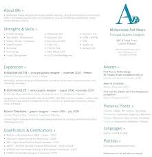 one page resume best one page resume 1 page resume format within best one page