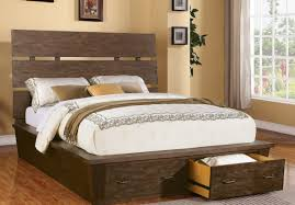King Bed With Drawers Underneath Bed Beds With Storage Queen Awesome Platform King Bed With