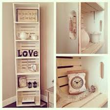 Wooden Crate Bookshelf Diy by Diy Inspiration Crates Bookshelf Diy Home Ii Pinterest