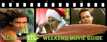bad santa 2 moana and allied hit theaters during thanksgiving 2016