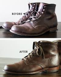 how to recondition your favorite pair of boots plus video primer