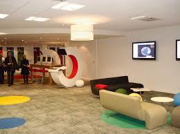 Google Ireland Office Office Lighting Google European Hq Dublin Astrotek Ireland Ltd