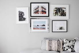 my gallery wall the fashionably broke