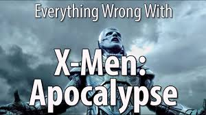 x men everything wrong with x men apocalypse in 20 minutes or less youtube