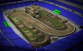 Maps Indianapolis 2016 Indianapolis Sx Track Map Transworld Motocross