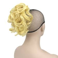 Pony Wrap Hair Extension by Magic Flexible Hairband Pony Tail Wavy Curly Short Ponytail Wrap