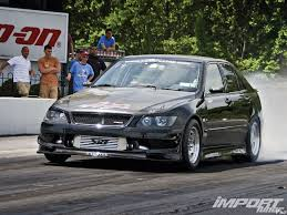 altezza car inside 2002 lexus is300 import tuner magazine
