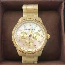 ceramic bracelet watches images Michael kors gold ceramic bracelet bangle watch jet set series jpg