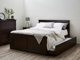 double bed hardwood fantastic double beds with trundle b2c furniture