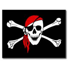 pirate skull party boxes party decor and rentals for kiddie