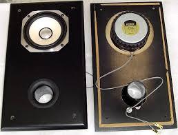 Diy Bass Cabinet Fostex Fx120 Diy Bass Reflex Bookshelf Speakers