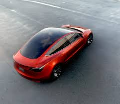 tesla inside 2017 tesla model 3 announced release set for 2017 price starts at
