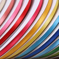 4 inch satin ribbon 100 yards 1 4 inch satin ribbon coral satin ribbon