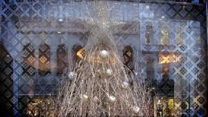 christmas decorations and artificial christmas trees london