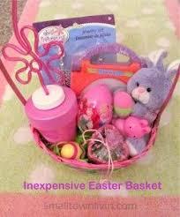 inexpensive easter baskets 14 best easter basket ideas images on easter basket