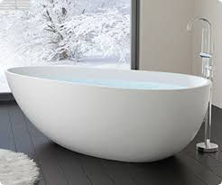 freestanding bathtub bw 01 xl out of resin