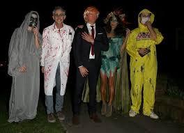 stars showcase incredible halloween costumes as jonathan ross