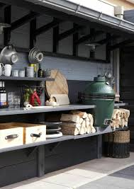 idee amenagement cuisine exterieure 1001 idées d aménagement d une cuisine d été extérieure patio