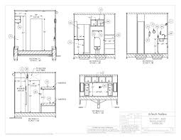 horse trailer living quarter floor plans intech 8 5 u0027 x 44 u0027 gn lq w bunks 3688 victory custom trailers