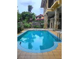 Balinese Style Bungalow In Kuala by Bungalow House For Sale At Ukay Height Bungalow With Bali Style