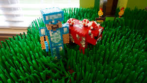 minecraft birthday party u2013 16 bit crafting