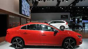 r design volvo volvo rolls out new r design versions of s60 xc60 and new v60
