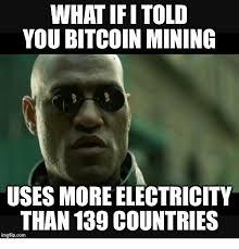 Electricity Meme - bitcoin memes steemit