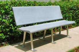 Aluminum Park Benches Our Products Recycled Plastic Factory